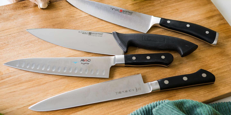 meilleur set couteau