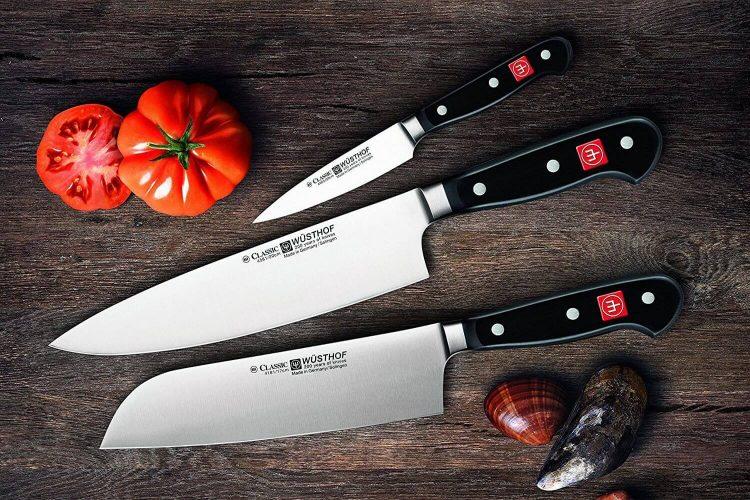 Meilleur set de couteaux : notre top 3 !