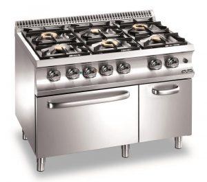 Fourneau - Cuisinière à gaz